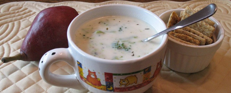 "It's ""Soup-er"" Weather!"